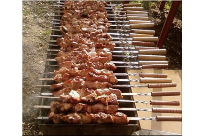 Ант-Снаб поздравляет всех с праздником труда и шашлыков!