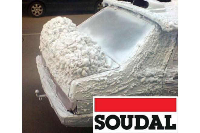 Акция на монтажные пены Soudal