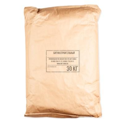 Битум строительный БН 50/50, мешок 30 кг