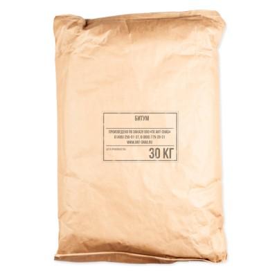 Битум кровельный БНК 45/190, мешок 30 кг