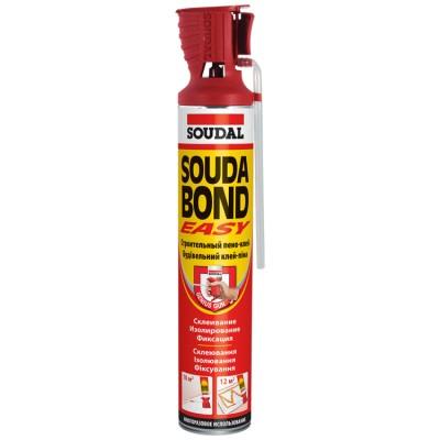 Soudabond Easy Genius Gun, профессиональная универсальная клей-пена, баллон 750/1000 мл