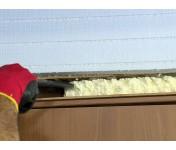 Soudal Желтая ручная 45, летняя бытовая монтажная пена, баллон 750/1000 мл