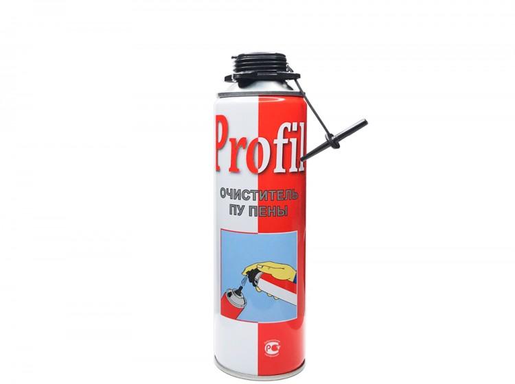 Очиститель монтажной пены Profil, баллон 400 мл