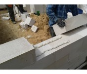 ТехноНИКОЛЬ для газобетонных блоков и кладки, профессиональная клей-пена, баллон 1000 мл