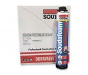 Soudafoam Professional 60, летняя профессиональная монтажная пена, баллон 750/1000 мл