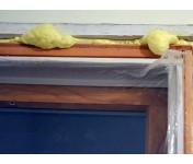 Soudal Желтая пистолетная 50 Окна Двери, летняя профессиональная монтажная пена, баллон 750/1000 мл
