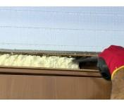 Soudal Желтая ручная 45 Окна Двери, зимняя бытовая монтажная пена, баллон 750/1000 мл