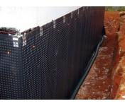 Planter Extra, профилированная защитная мембрана, рулон 40 м2