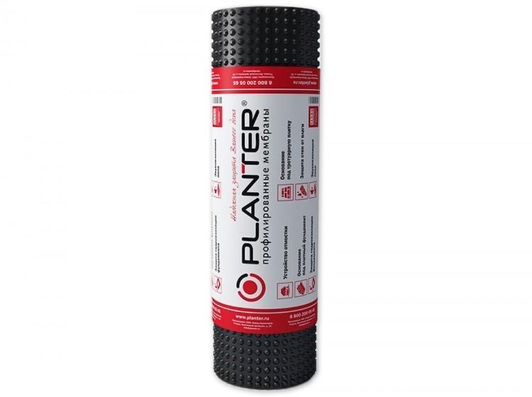 Planter Standard, профилированная защитная мембрана, рулон 40 м2