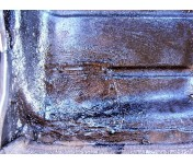 Битумная мастика ТехноНИКОЛЬ Защитная алюминиевая №57, ведро 20 кг