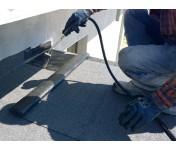 Линокром ЭКП сланец серый, рулон 10 м2
