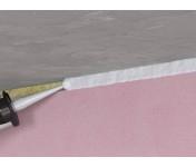 Акриловый герметик Profil, белый, туба 270 мл