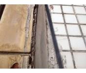Гермес-17, акриловый герметик для швов, серый, ведро 15 кг