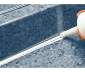 Butyrub, бутиленовый общестроительный герметик, белый, туба 280 мл