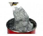 Гермобутилкаучук НАНО, бутилкаучуковый герметик для межпанельных швов, серый, банка 5 кг