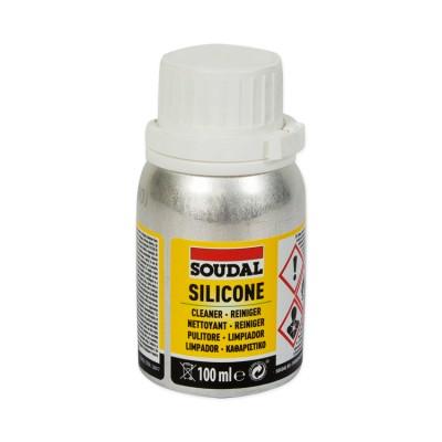 Очиститель силикона Soudal