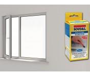 Soudal Silicone Remover, удалитель отвердевших силиконовых и МС-полимерных герметиков, флакон 100 мл