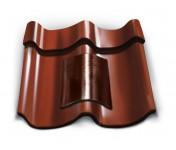 Nicoband, самоклеящаяся битумная кровельная лента-герметик 15 см, коричневая, рулон 10 м