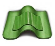 Nicoband, самоклеящаяся битумная кровельная лента-герметик 15 см, зеленая, рулон 10 м