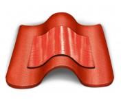 Nicoband, самоклеящаяся битумная кровельная лента-герметик 10 см, красная, рулон 10 м