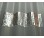 Soudaband, самоклеящаяся битумная кровельная лента 15 см, алюминиевая, рулон 10 м