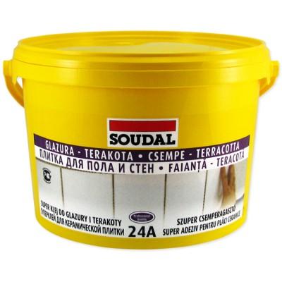 Суперклей для плитки Soudal 24A 15 кг