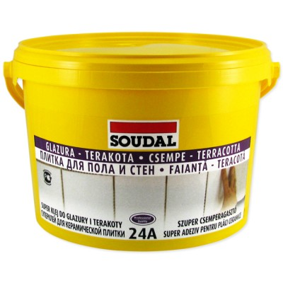 Суперклей для плитки Soudal 24A 5 кг