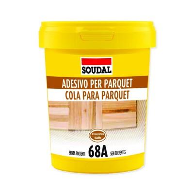 Паркетный клей Soudal 68A 5 кг