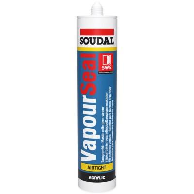 Vapourseal, эластичный клей-герметик для пароизоляционных пленок, ПП, ПЭ, синий, туба 310 мл