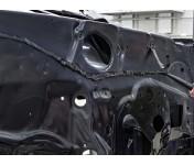 Soudaseal 235 SF, высокоадгезионный МС-полимерный клей-герметик, черный, туба 290 мл