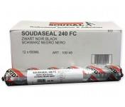 Soudaseal 240 FC, быстроотверждаемый МС-полимерный клей-герметик, черный, колбаса 600 мл