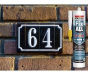 Fix All Flexi, универсальный МС-полимерный клей-герметик, коричневый, туба 290 мл