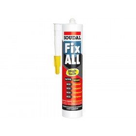 Fix All High Tack серый