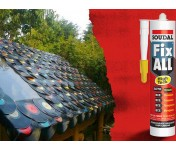 Fix All High Tack, МС-полимерный клей-герметик с большой начальной липкостью, белый, туба 290 мл