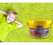 Клей для напольных покрытий Soudal 26A, светло-коричневый, банка 5 кг