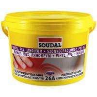 Для напольных покрытий Soudal 26A 15 кг