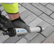 Soudaflex 14 LM, полиуретановый низкомодульный клей-герметик, серый бетон, колбаса 600 мл