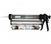 Soudaflex 14 LM, полиуретановый низкомодульный клей-герметик, белый, колбаса 600 мл