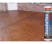 Soudaflex 40 FC, полиуретановый клей-герметик, коричневый, туба 300 мл