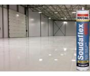 Soudaflex 40 FC, полиуретановый клей-герметик, белый, туба 300 мл