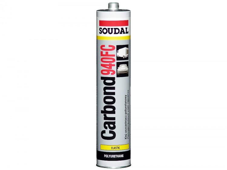 Carbond 940 FC, полиуретановый быстроотверждающийся клей-герметик, серый, туба 310 мл