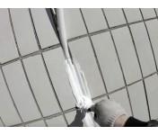 Гермес ПУ-724, полиуретановый двухкомпонентный герметик для швов, белый, ведро 16.5 кг