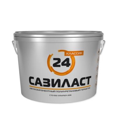 Сазиласт 24 белый 6,6 кг