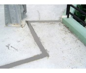 Сазиласт 25, полиуретановый двухкомпонентный герметик для швов, серый, ведро 10.5 кг