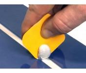 Универсальный силиконовый герметик Profil, белый, туба 270 мл
