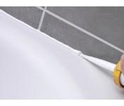 Универсальный силиконовый герметик Soudal Дом и Хобби, белый, туба 280 мл