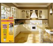 Универсальный силиконовый герметик Soudal Дом и Хобби, белый, тюбик 60 г