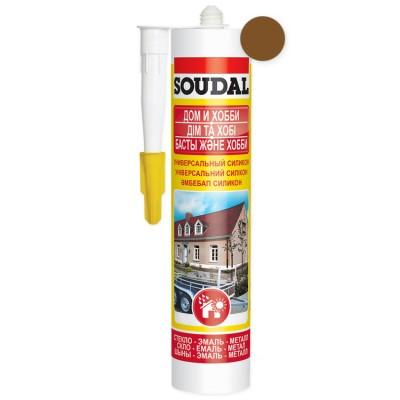 Универсальный Soudal коричневый