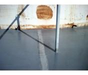 Сазиласт 21, тиоколовая строительная нетвердеющая герметизирующая мастика АМ-05, серая, ведро 15.4 кг