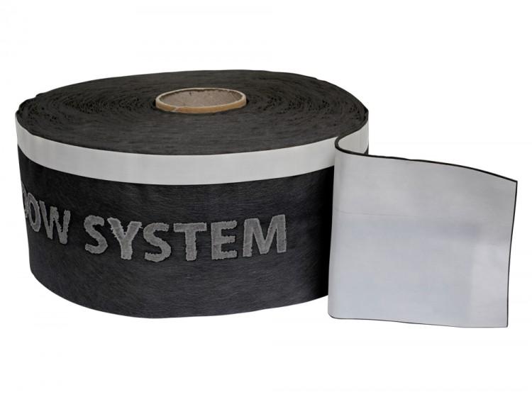 Soudal SWS Outside Extra UV, паропропускаюшая лента 70 мм, рулон 30 м